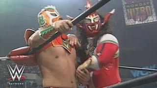 A young John Cena traveled with, and drove, Ultimo Dragon when the two were both in WWE in 2003 and 2004.