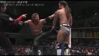 NJPW King Of Pro Wrestling Card Announced