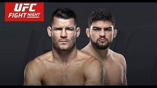 Showdown Joe's UFC Shanghai Fun Bets