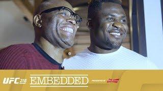 UFC 218 Embedded: Vlog Series - Episode 2