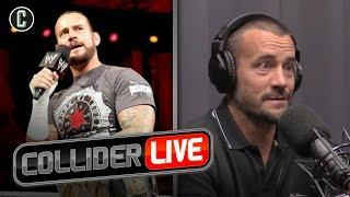 CM Punk Says He Would Be Dead If He Continued To Wrestle In 2014