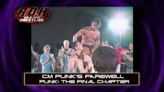 Bully Ray: CM Punk 'Could Do More For The Wrestling World' In ROH Than In WWE