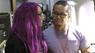 Sasha Banks Details Life On The Road With Her Husband
