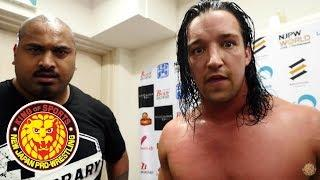 NJPW Road To Power Struggle (10/22) Results: Bullet Club Tops CHAOS In Main Event