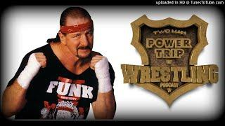 Terry Funk Talks Returning, Wrestling Ric Flair And Jerry Lawler, More