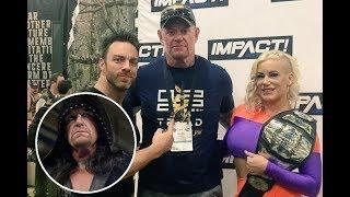 Eli Drake Recalls Running Into Undertaker