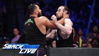 Rusev vs. Aiden English Announced For This Upcoming Tuesday's Edition Of WWE SmackDown Live