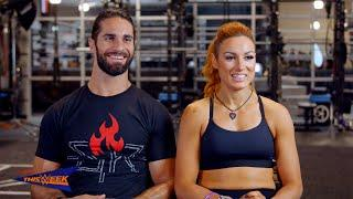 Seth Rollins Comments On Being A Dad-To-Be, Posts Photo Of Becky Lynch Moments After Pregnancy Test