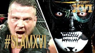 Sami Callihan Loses The Hair Versus Mask Match; Gets His Head Shaved By Pentagon Jr.