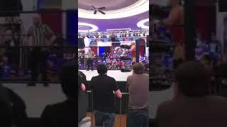 Crowd Chants 'F**k Big Mike' Towards Michael Elgin At AAW's 'Showdown' Event