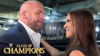 WATCH: Triple H's Post Clash Of Champions Cameo