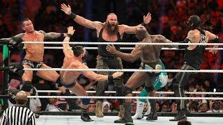 WWE Greatest Royal Rumble Stats: Eliminations, Times, More