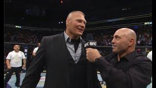 Fightful Reacts: Brock Lesnar Returns To UFC, Daniel Cormier Becomes Double Champion At UFC 226