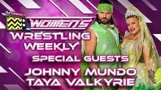 Johnny Mundo/Impact/Morrison/Nitro Says He'd Prefer To Go By 'Johnny Blaze'