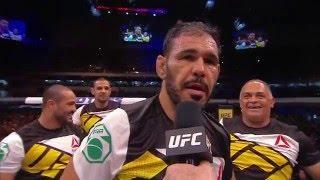 Report: Antonio Rogerio Nogueira Faces Trevor Smith At UFC Fight Night Sao Paulo