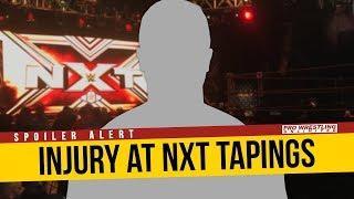 Britt Baker Suffers Shoulder Injury At NXT Taping
