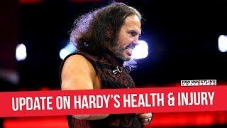 Report: Matt Hardy To Go Through Rehabilitation For Injuries