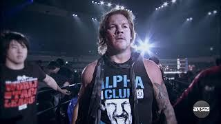 Kenny Omega and Chris Jericho didn't plan to have a No DQ match at Wrestle Kingdom but said it evolved naturally during the build-up.