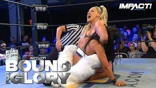Taya Valkyrie Comments On Austin Aries 'Walking Out' After Bound For Glory Main Event
