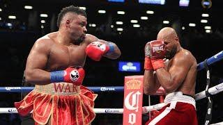 Jarrell Miller Gets Knockout Victory On Matchroom Boxing USA Main Event