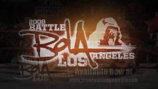 PWG BOLA Final Stage Results (9/3): Winner Determined, Chosen Bros Battle, More