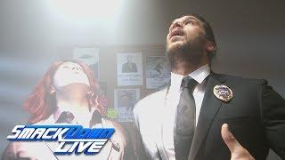 Post-SmackDown Fight-Size: Fashion X Files !!!, Fallout Videos, GREAT Match on 205 Live, More