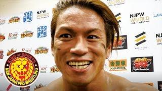 Taiji Ishimori Dethrones KUSHIDA To Become IWGP Junior Heavyweight Champion At Wrestle Kingdom 13