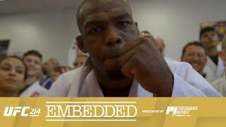UFC 214 Embedded: Vlog Series - Episode 1
