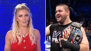 Owens And Ellsworth Rejoice At Talking Smack's Demise, Renee Young Claps Back