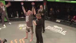 Jim Wallhead Off Of UFC Fight Night Gdansk