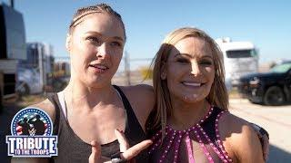 Ronda Rousey To Natalya: I Don't Care What People Think Of Me, I Want To Help Change This Industry