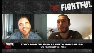 Tony Martin Thought 30% Of UFC Fighters Were On Illegal Substances Before USADA