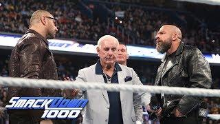 Vince McMahon Told Batista To Be Honest And Speak From The Heart At SmackDown 1000