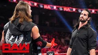 Seth Rollins Recalls An AJ Styles Story That Taught Him About Paying It Forward