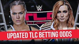 Betting Odds For WWE's TLC PPV