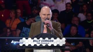 Billy Corgan Says Impact 'Tried To Steal My Money'