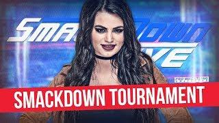 Paige Announces A Tournament To Determine #1 Contenders For The SmackDown Live Tag Team Championships