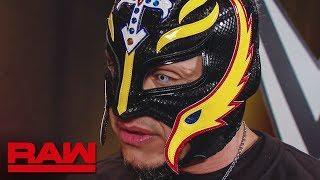 Rey Mysterio To Face Gran Metalik On 9/9 WWE Raw
