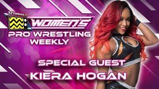 Kiera Hogan Wasn't Contacted For Mae Young Classic