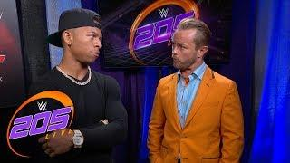 Akira Tozawa Granted Rematch Against Lio Rush; Match Scheduled For Next Week's 205 Live
