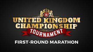 Video: U.K. Tournament First-Round Marathon