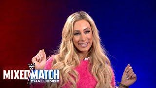 Carmella Opens Up About Being A Part Of The Mixed Match Challenge