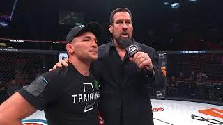 Michael Chandler Has No Intent On Leaving Bellator MMA When His Contract Expires