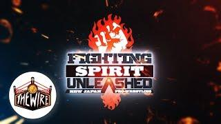 NJPW Releases Full Fighting Spirit Unleashed Card