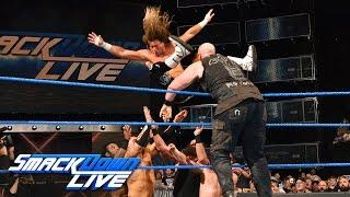 Four Burning Questions That Were Answered On Smackdown Live