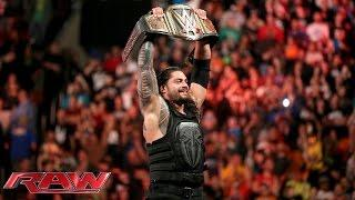 Roman Reigns Battling Leukemia; Relinquishes WWE Universal Title