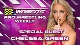 Chelsea Green Discusses Coming Up With The Laurel Van Ness Character