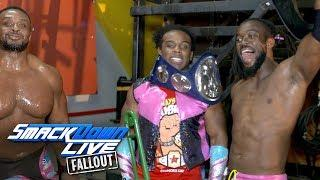 Kofi Kingston Celebrated The New Day's Title Win By Twerking In The Streets Of Vegas
