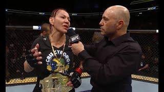 Cyborg Questions Amanda Nunes' Motives For Competing At UFC 224, Sets Deadline For Super Fight