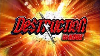 Title Change At NJPW Destruction In Kobe